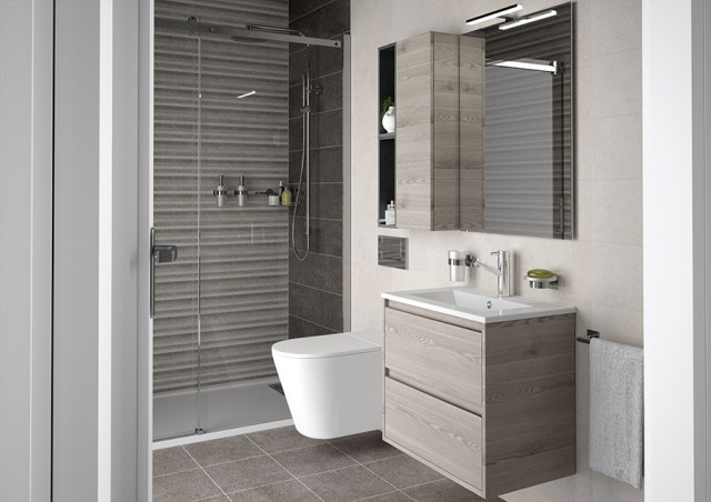 S40 fürdőszobabútor akció