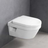 Villeroy and Boch Architectura Fali WC, mélyöblítésű, hátsó kifolyású R1, DirectFlush