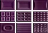 Imola Cacao Matt VA 12x18 cm