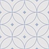 Keros Belle Epoque Alhambra Azul 25x25 cm
