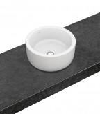 Villeroy and Boch Architectura ráültethető kerek mosdó CeramicPlus
