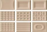 Imola Cacao Matt H 12x18 cm