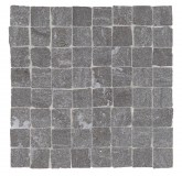 Supergres Stonework Lunyez Mosaico Burattato 30x30 cm RT