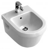 Villeroy and Boch Architectura Bidé, fali WC design, csaplyukfurat kiütve