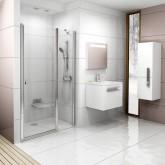 Ravak Chrome CSD2 110 cm zuhanyajtó