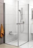 Ravak chrome CRV1 80 cm zuhanyajtó