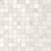 Supergres Four Seasons Mosaico Snow 30x30 cm FSSN