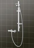 Methven Aurajet termosztátos zuhany-rendszer króm/króm