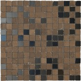 Impronta Metaline Corten Metal Mosaico 30x30 cm