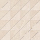 Supergres All Ivory Mosaico nat/lux RT 30x30 cm