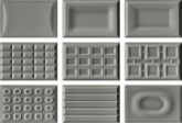 Imola Cacao Matt SF 12x18 cm