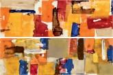 Imola Shades Patch Sun Mix 20x60 cm