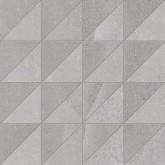 Supergres All Grey Mosaico nat/lux RT 30x30 cm