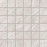 Supergres Stonework Quarzite Bianca Mosaico 30x30 cm RT